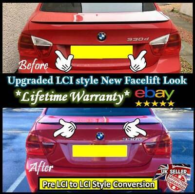 BMW 3 series PRE E91 Touring LCI Rear Tail Light Tint 2005 - 2009