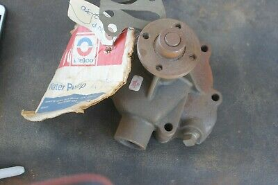 1951 1952 1953 1954 1955 1956 Plymouth Dodge NEW Delco 1230 251-331 Water Pump *