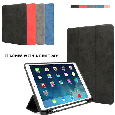 "For iPad Air 2019 3rd Gen 10.5"" Case Smart Leather Protective Flip Stand Cover"