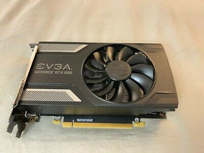 EVGA GEFORCE GTX 1060 6G 06G-P4-6163-KR 6GB ACX 2 0 Single