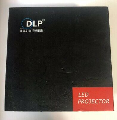New Texas Instruments DLP Simplified Micro  LED Projector