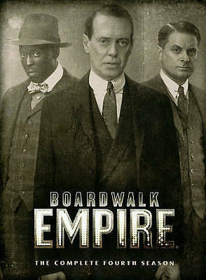 Boardwalk Empire Complete Fourth Season 4 (5 DVD Set, 2014) sealed new HBO TV