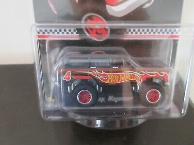 Hot Wheels Jeep Wagoneer 2014 Collectors Edt 1/64  Mint in plastic cover (B2)