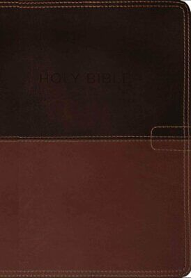 NKJV, Know the Word Study Bible, Imitation Leather, Brown/Caramel, Red Letter...