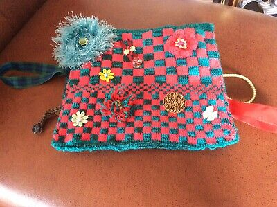 FIDDLE MUFF  DEMENTIA ELDERLY ALZHEIMER'S ,Calming Therapy, Used In Care Homes,