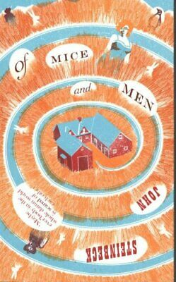 Of Mice and Men by John Steinbeck 9780141396033   Brand New   Free US Shipping