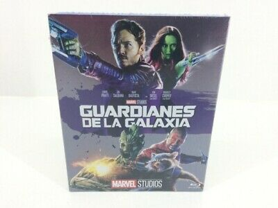 Pelicula Bluray Guardianes De La Galaxia 4921768