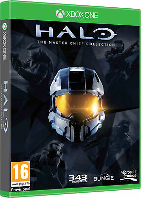 Microsoft Halo: The Master Chief Collection, Xbox One Xbox One ITA videogioco