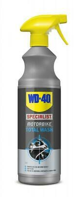 WD-40 Specialist Motorcycle Motorbike All Over Total Wash 1L WD40 Bike Cleaner
