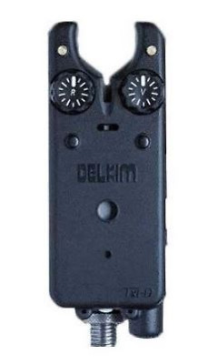 Delkim EV D Bite Alarms All Colours  **NOW WITH A FREE BATTERY**