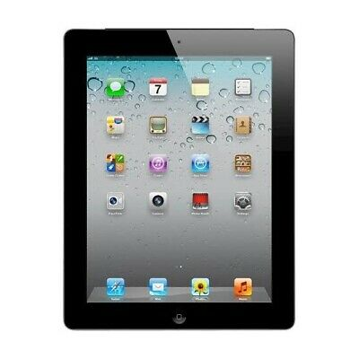 Apple iPad 2 16GB, WiFi  - Black MC769X/A Unlocked W/ Cable + No Charger!!