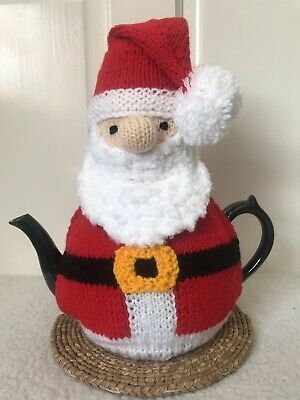 Christmas, Father Christmas Tea Cosy,