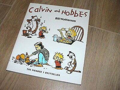 Calvin and Hobbes Book Bill Waterson Number 1 Best Seller