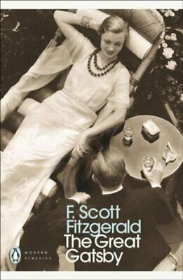 The Great Gatsby by F. Scott Fitzgerald 9780141182636 | Brand New