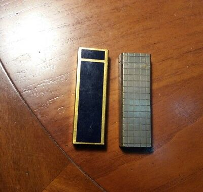 2 Accendini Lighters Vintage Maruman Ic 501
