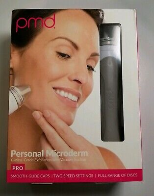 PMD Personal Microderm Pro Device Brand New In Box Retail Value $199.99