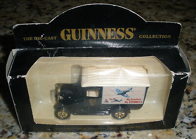 New Vintage GUINNESS Die-Cast Collection Collectable Model Truck LLEDO ENGLAND