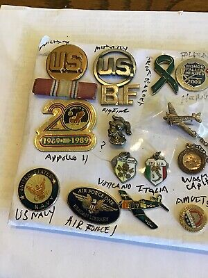 Collectible Resale Junk Drawer Lot, Military,Knives,Arrowheads,Scout,Misc Smalls