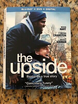 The Upside (Blu-ray/DVD) -  SLIP COVER ONLY