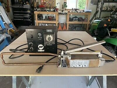 LMSW-52T 220V Portable Spot Welding Miller Used good condition works great
