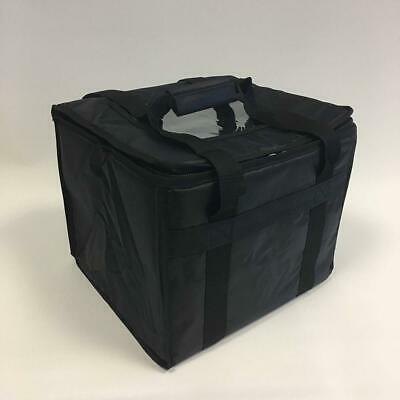 Food Bag Insulated Chinese Indian Pizza Delivery Bags For Take Away Foods...
