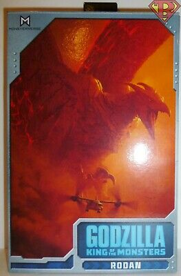 "RODAN Godzilla King of the Monsters 13"" Wing to Wing Action Figure Neca 2019"