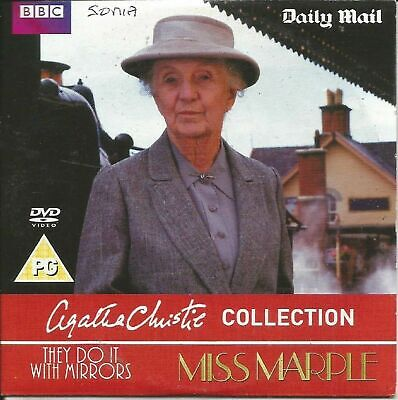 Agatha Christie: Miss Marple - They Do It With Mirrors - Dvd / Joan Hickson