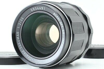 [EXC5] Asahi Pentax Super Takumar 35mm f2 MF Lens For M42 Mount  from Japan #65