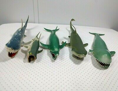 - MADE IN HONG KONG RUBBER STINGRAY SEA LIFE RUBBER TOY 1970/'S VINTAGE