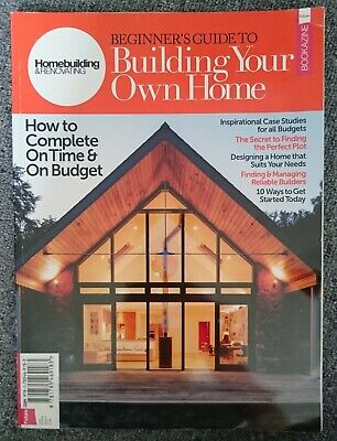 BUILDING YOUR ONW HOME homebuilding & renovating 178 pages