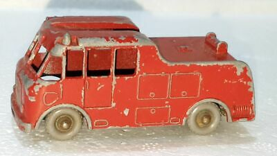 MERRYWEATHER FIRE ENGINE ~ Matchbox Lesney No. 9 C  ~ Made in England in 1959