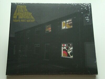 ARCTIC MONKEYS - Favourite Worst Nightmare - 2007 DIGIPAK CD - STILL SEALED
