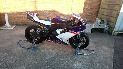 Yamaha r1 race / track bike