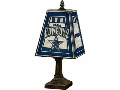 Dallas Cowboys Light Up Light Lamp Led With Remote And Personalized
