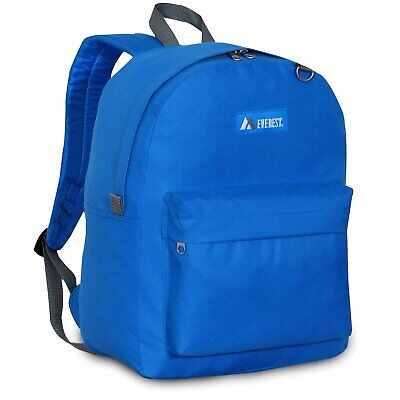 Everest Classic Backpack, Royal Blue