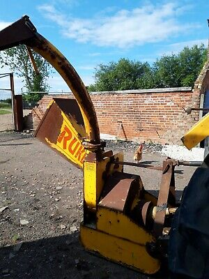 Used pto wood chipper