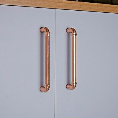 Copper Pull Handle | Drawer Pull | Knobs & Pulls | Cupboard Pull