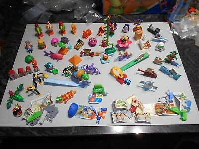 Kinder  montable lot de 50 année 90 debut 2000  lot 2