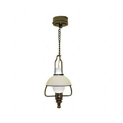 Dollhouse Battery Operated Hanging General Store Lamp 1:12  Miniature Lighting