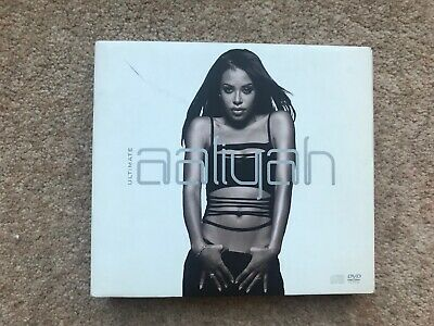 Aaliyah ‎– Ultimate Aaliyah - 2CD & DVD