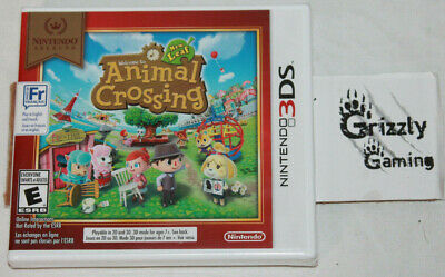 NEW Animal Crossing: New Leaf Nintendo 3DS Canadian Seller!!!