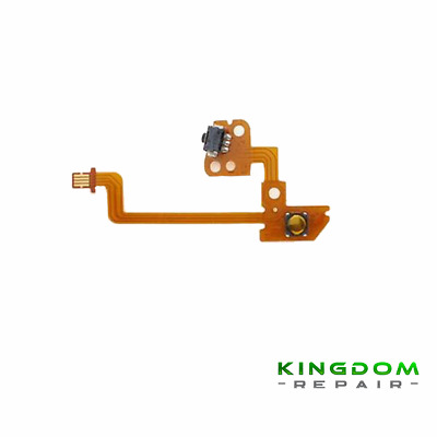 Replacement L - + Buttons Flex Cable For Nintendo Switch Joycon Controller
