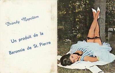 Original Poche Calendar 1966 Pin Up Girl