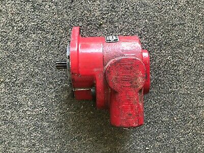 CHELSEA PTO 247 With Pump For F550 Ford Super Duty Trucks