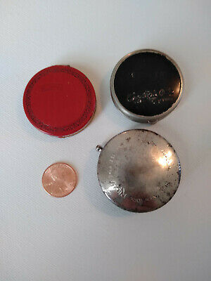 Lot of 3 Vintage Compacts - La Jaynees, Elizabeth Post, Richard Hudnut