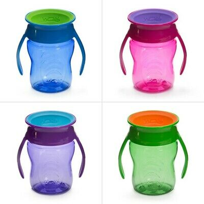 Wow 360 Degree Baby Cup with Handles - Assorted*
