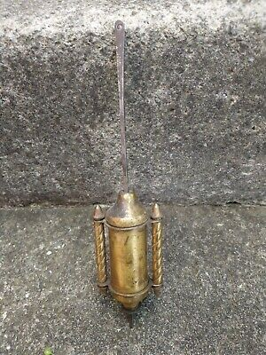 Brass Body American Clock Pendulum