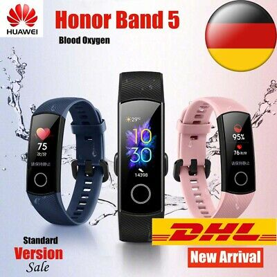 Huawei Honor Band 5 Running Version Sports Smart Wristband Swim Bracelet TA