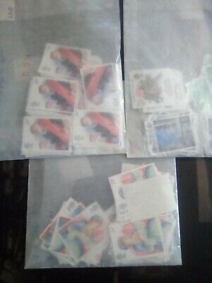 500 X 2nd class large (83p) stamp combinations in 3 stamps (29p/28p/26p)