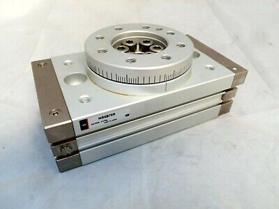Smc Msqb 70R Msq Rotary Actuator With Table